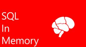 Conférence juin 2013 - SQL Server in-memory