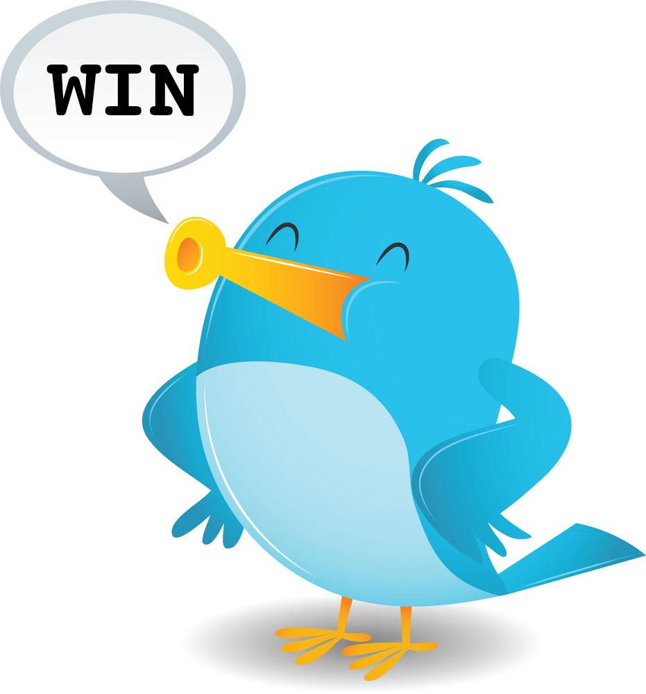 Twitter-Contest-Win