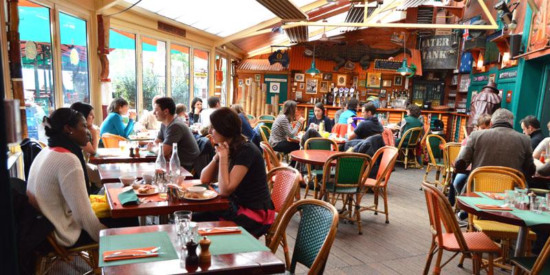 Cafe Oz Paris Denfert