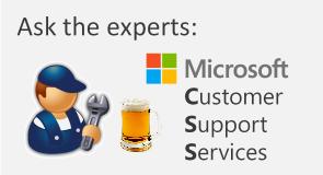 ATE Microsoft CSS - Pinte